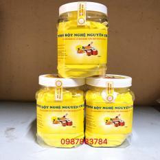 1.5kg tinh bột nghệ vàng nguyên chất