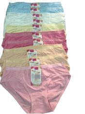 Combo 10 quần lót nữ Thái Lan TL.850950 thiết kế ôm sát lấy vòng 3, giúp định hình và tạo nét quyến rũ, gợi cảm cho các bạn gái