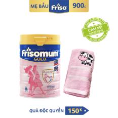Sữa bột Frisomum Gold Vani 900g + Tặng Khăn tắm cao cấp trị giá 150K