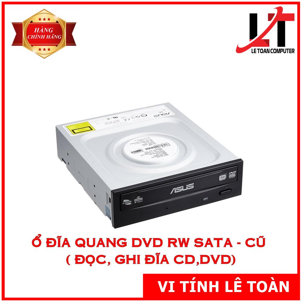 Ổ đĩa quang DVD RW SATA – Cũ ( Đọc ghi đĩa CD,DVD)