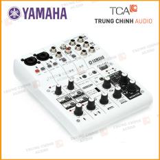 Mixer Thu Âm Yamaha AG06 – Trung Chính Audio Bảo Hành Chính Hãng 12 Tháng
