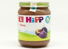 Thức ăn dinh dưỡng đóng lọ HiPP 125g mận tây