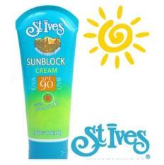 Kem Chống Stives Sunblock Cream SPF90 170ml