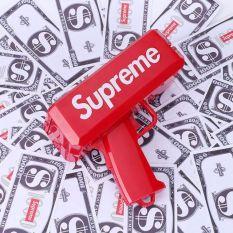 Máy bắn tiền Supreme (kèm tiền )