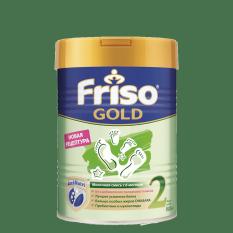 Sữa Friso Nga số 2 – 800g (6 -12 tháng tuổi)