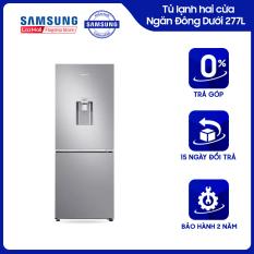 [Trả góp 0%]Tủ lạnh hai cửa Ngăn Đông Dưới Samsung 277L (RB27N4170S8/SV) – REF