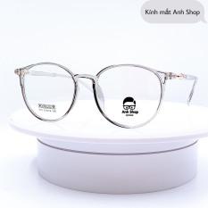 Gọng kính tròn kính tròn kính thời trang 513 hottrend Anh Shop nhận cắt mắt cận viễn loạn