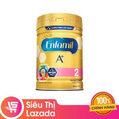 Home Delivery-Sữa Enfamil A+ 2 cho trẻ từ 6-12 tháng tuổii (870g)