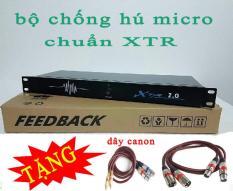 bộ chống hú micro Feed Back XTR 2.0 + TẶNG DÂY CANON