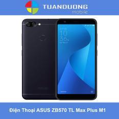 Điện thoại ASUS Zenfone Max Plus M1 – ZB570TL Black-Tặng Ốp Lưng