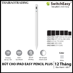 Bút cảm ứng cho ipad – Switch Easy Pencil Plus – Thaibaotrading