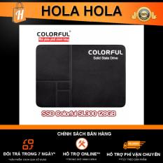 Ổ cứng SSD Colorful SL300 128Gb – Hàng Colorful VN tem NWH