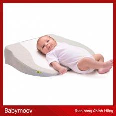 Gối Chống Trào Ngược Babymoov Nghiêng Chuẩn 15 Độ Đàn Hồi Cao (Hãng Phân Phối Chính Thức)