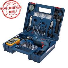 Máy khoan cầm tay Bosch GSB 550 SET Electrican 80 món phụ kiện