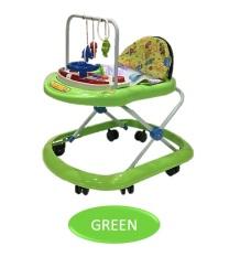 Xe tập đi Zeppy Baby Walker 8 bánh có thể điều chỉnh độ cao có nhạc và ánh sáng