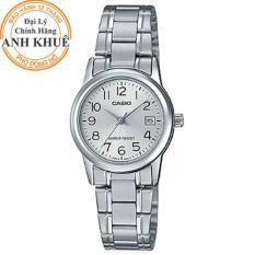 Đồng hồ nữ Casio Anh Khuê LTP-V002D-7BUDF