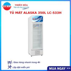 Tủ mát Alaska 350 lít LC-533H