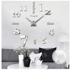 Đồng hồ treo tường sáng tạo 3D