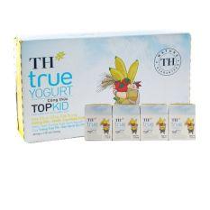 Sữa Chua Uống Tiệt Trùng Th True Yogurt Topkid Hương Dâu – Chuối – Lúa Mạch (Dâu Chuối Lúa Mạch)
