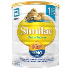 Sữa Similac 1 HMO 900g (0-6 tháng)