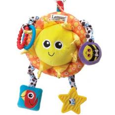 [ToyStory] Đồ Chơi An Toàn Thú Bông Cho Bé Phát Triển Giác Quan Nhồi Bông Cho Trẻ Em Treo Nôi Cũi Xe Đẩy Lamaze by TOMY