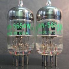 Bóng GE JAN 5654W nâng cấp tuyệt vời cho bóng 6J1, 6AK5, EF95