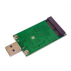 Mạch box mSATA USB3.0 MA03