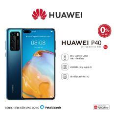 Điện thoại Huawei P40 – Bộ 3 Camera Leica siêu tầm nhìn – Cảm biến 1/1,28 | Kirin 990 5G | Ảnh chân dung AI, HUAWEI Golden Snap – Hàng phân phối chính hãng