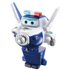 Robot biến hình máy bay mini – Paul Police SUPERWINGS YW710050