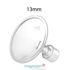 Bộ Phễu Hút Sữa và Cổ Nối Maymom Dùng Cho Máy Hút Sữa Spectra | Mới 100% | Chất Liệu Nhựa PP (BPA Free)