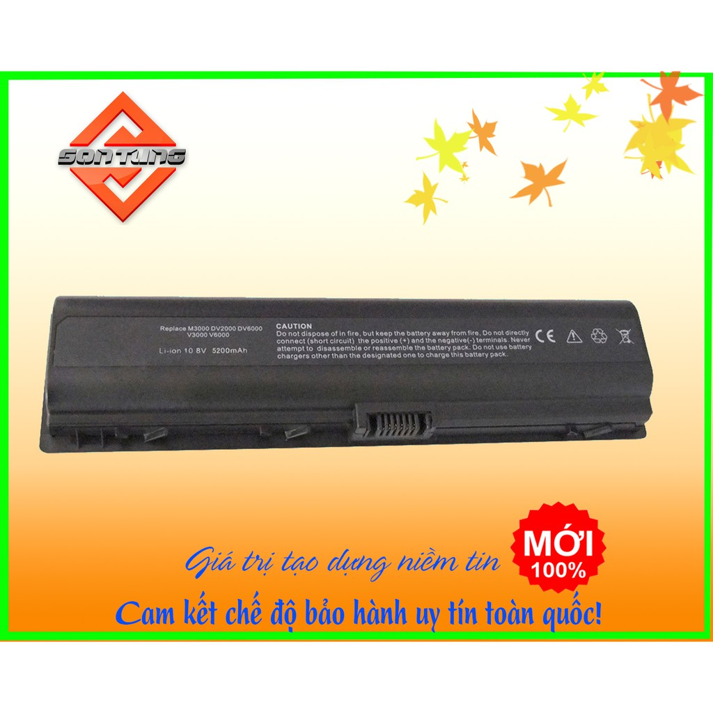 Pin laptop HP Pavilion DV2000 DV2400 DV6000 DV6100 dv6700 G6000 G7000 V3000