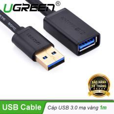 Cáp nối dài USB 3.0 dài 1m Ugreen 10368