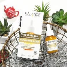 Serum Gold Collagen Balance trẻ hóa da – Hàng Anh 30ml