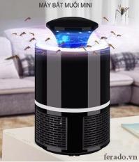 Đèn bắt muỗi thông minh thế hệ mới
