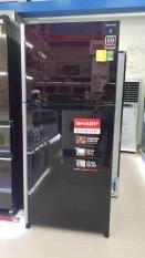 Tủ lạnh sharp invester sj-xp400pg-bk 397L (Hàng Thái lan mới 100% – BH chính hãng 1 năm tại nhà trên TQ)