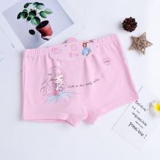 Siêu xinh Quần chip thun lạnh 4 chiều ,quần lót bé gái ,quần cho bé từ 2-5 tuổi.