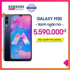 Điện thoại Samsung Galaxy M30 64GB (4GB RAM) – Hãng phân phối chính thức