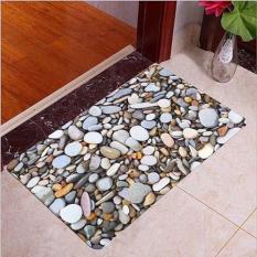 Thảm sàn lau châu Thảm nhà bếp Thảm để cửa chùi chân 3D