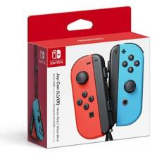 Tay cầm Nintendo Switch Joy-Con Neon Red/Blue