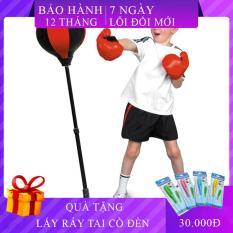 Đồ chơi đấm bốc boxing rèn luyện sức khỏe và thể lực cho bé, đồ chơi thể thao giúp bé phát triển