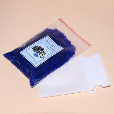 Hạt hút ẩm xanh cho máy ảnh 200gr kèm túi đựng (Silica Gel)