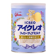 Sữa Glico Icreo số 1 (820g) nội địa Nhật Bản