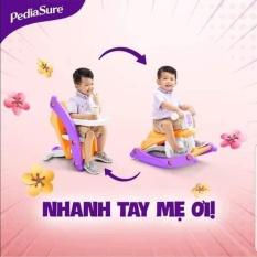 GHẾ ĂN DẶM – BẬP BÊNH 2IN1 (HKM Pedia nhựa Bao Dày, Bao Tốt)