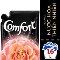 Nước Xả Vải Comfort Hương ROSE 1,6L