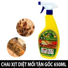 [Diệt côn trùng thiên nhiên] Diệt mối lưu dẫn Thái Bảo 650ml