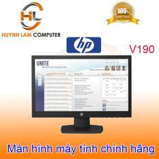 Màn hình máy tính 19inch HP V190 Led Backlit – FPT phân phối