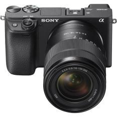 Sony A6400 kèm Ống kính 18-135 (Đen)