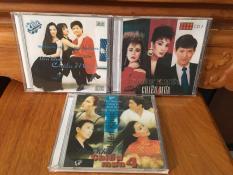 Bộ 3 CD Đĩa nhạc Tuyệt phẩm liên khúc Chiều Mưa ASIA