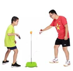 (LOẠI CAO CẤP,BẢNG TO) Bóng bàn luyện phản xạ – Bộ đồ chơi bóng phản xạ thời 4.0 thích hợp mọi đia hình – Dụng cụ tập đánh bóng bàn cho mọi lứa tuổi