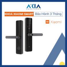 Khóa Cửa Thông Minh Xiaomi Smart Door Lock (Bản có NFC) – Hàng Chính Hãng